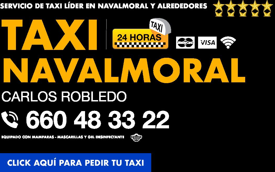 taxi navalmoral